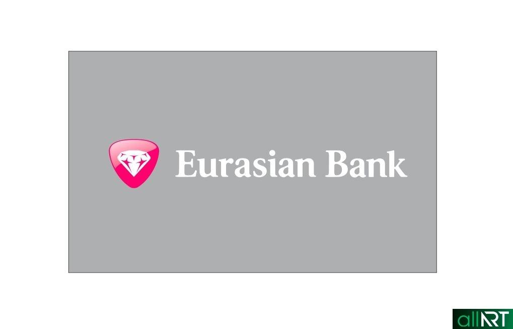 Логотип Евразийского банка в векторе [CDR]