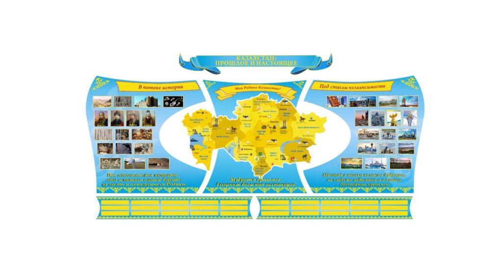 Казахстан прошлое и настоящее