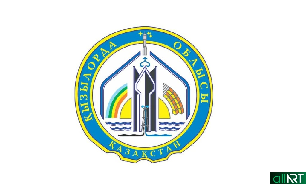Логотип область Кызылорды [CDR]