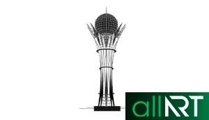 Баннер, Билборд Казахстан 2050 [JPG]