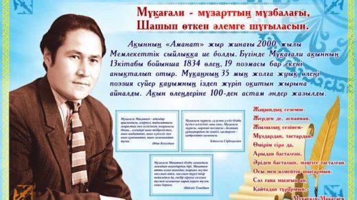 Стенд о 4 М.Макатаев биография [CDR]
