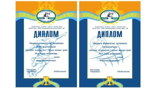 Грамота, диплом спортивные, футбол в векторе [CDR]