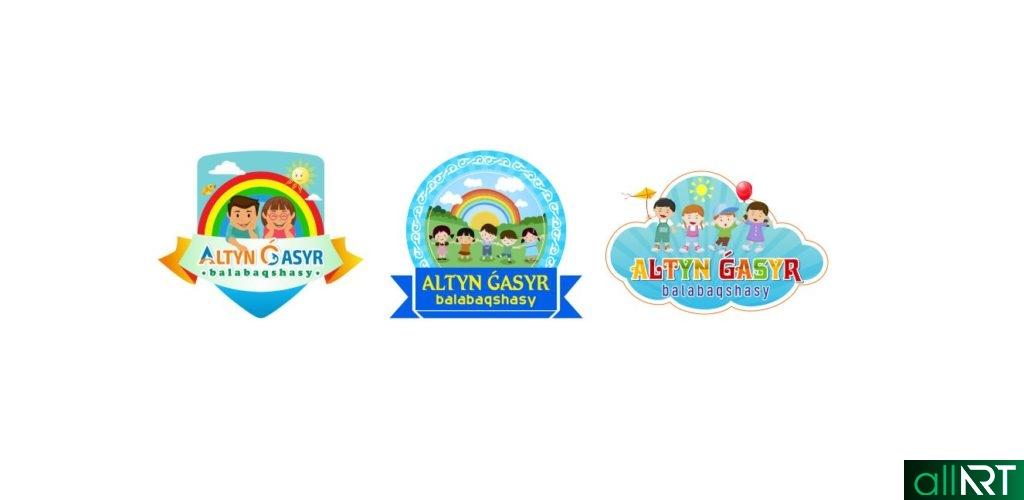 Логотипы для детского сада [CDR]