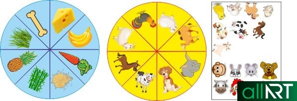 Дидактика ойын для детского сада [CDR]