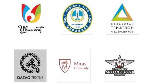 Новый логотип Шымкента, лого футбольного клуба Шымкента Ордабасы вектор [CDR]