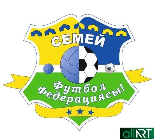 Логотип ФК Семей в векторе [CDR]