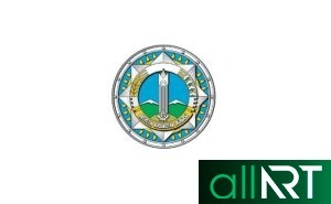 Логотип Тарбагатай аулды в векторе [CDR]