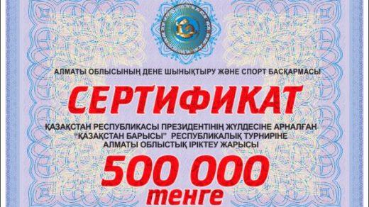 Сертификат на денежную сумму [CDR]