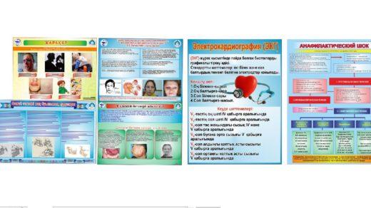 Комплект стендов для стоматологии и поликлиники [CDR]