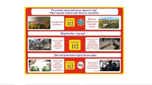 Стенд борьба с экстремизмом, терроризмом, экологическая безопасность [CDR]