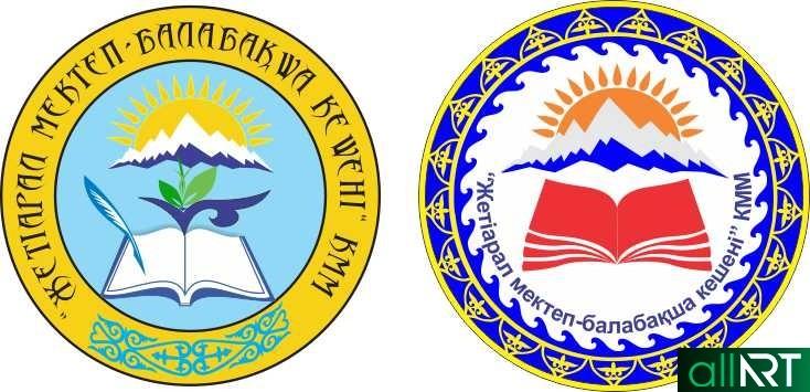 Логотипы Жетиарал в векторе [CDR]