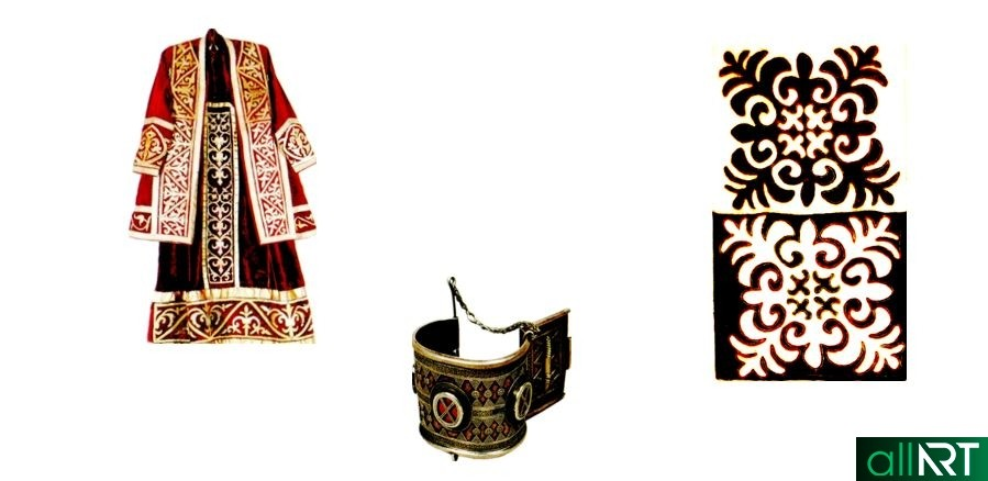ДЕКОРАТИВНО-ПРИКЛАДНОЕ ИСКУССТВО КАЗАХСТАНА