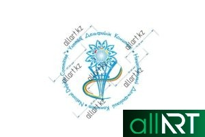 Новый логотип Павлодара в векторе [CDR]