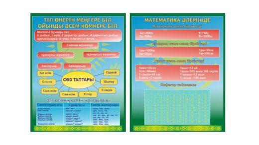 Стенд казахский язык [CDR]