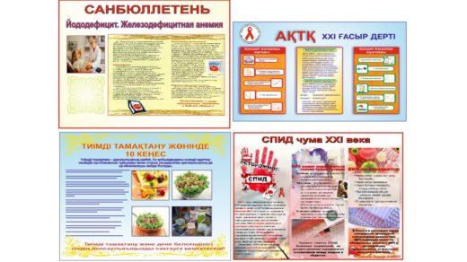 Санбюллетень спид, йододифицит, правильное питание [CDR]