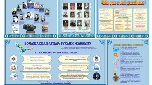 Комплект для школы 2, герои ВОВ, русская литература, тб на химии, рухани жангыру [CDR]
