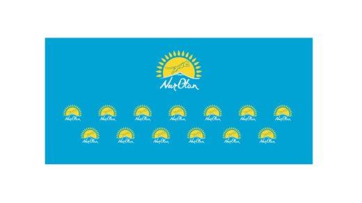 Баннер Нур отан новый логотип [CDR]