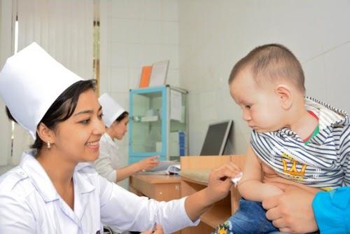 Нур-Султан (Астана) – один из лидеров по количеству больных на корь