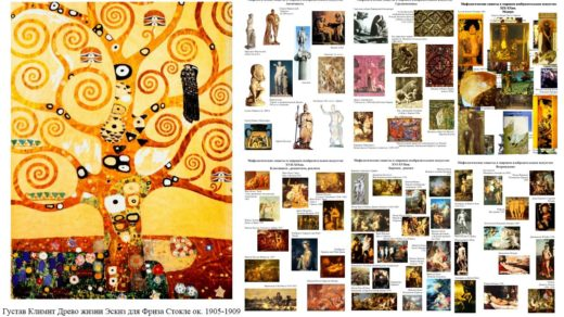 Плакаты, стенд история мира, мифологические сюжеты, эпоха ренессанса [CDR]