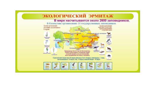 Стенд экологический эрмитаж [CDR]